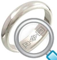 結婚指輪の選び方では検定マークや鑑定書の添付は必須!