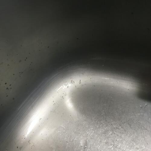 キッチンハイターで石化した水垢とりをしよう